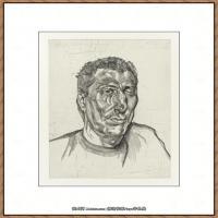 英国表现派绘画大师卢西安弗洛伊德Lucian Freud油画作品高清大图最贵画家卢西安弗洛伊德绘画作品高清图库 (74)
