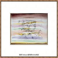 画家保罗克利Paul Klee油画作品高清图片野兽派油画大师作品高清大图 (110)