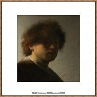 荷兰现实主义画家伦勃朗Rembrandt17世纪最伟大的画家油画作品高清大图肖像画风景画风俗画宗教画 (9)