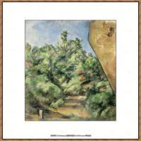 法国著名画家保罗塞尚Paul Cézanne印象派油画作品高清图片塞尚静物画塞尚风景画图片 (140)