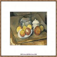 法国著名画家保罗塞尚Paul Cézanne印象派油画作品高清图片塞尚静物画塞尚风景画图片 (138)