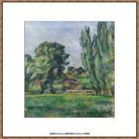 法国著名画家保罗塞尚Paul Cézanne印象派油画作品高清图片塞尚静物画塞尚风景画图片 (116)