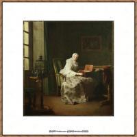 法国著名静物画家夏尔丹Jean Baptiste Siméon静物画巨匠夏尔丹油画作品高清图片 (10)
