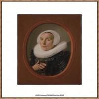 荷兰17世纪著名肖像画家德克哈尔斯Dirck Hals油画人物作品高清图片 (14)