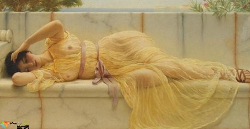 约翰·威廉·戈德沃德 -油画展