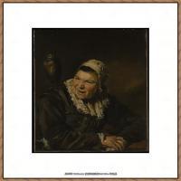 荷兰17世纪著名肖像画家德克哈尔斯Dirck Hals油画人物作品高清图片 (16)