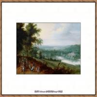 彼得勃鲁盖尔Bruegel Pieter荷兰画家油画作品高清图片 (82)