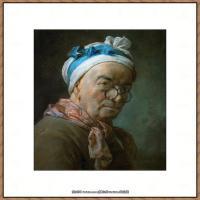 法国著名静物画家夏尔丹Jean Baptiste Siméon静物画巨匠夏尔丹油画作品高清图片 (62)