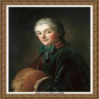 法国洛可可风格画派画家弗朗索瓦布歇Francois Boucher油画作品高清图片肖像画古典宫廷油画高清图片 (16)