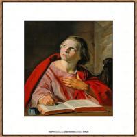 荷兰17世纪著名肖像画家德克哈尔斯Dirck Hals油画人物作品高清图片 (18)