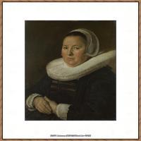 荷兰17世纪著名肖像画家德克哈尔斯Dirck Hals油画人物作品高清图片 (29)