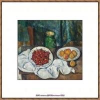 法国著名画家保罗塞尚Paul Cézanne印象派油画作品高清图片塞尚静物画塞尚风景画图片 (128)
