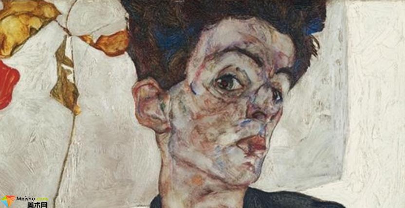 奧地利埃貢·席勒 Egon Schiele-作品展(一)