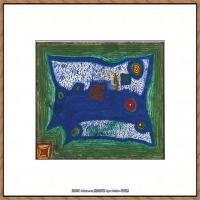 奥地利绘画大师埃贡席勒 Egon Schiele油画作品高清大图席勒绘画作品高清图片 (82)