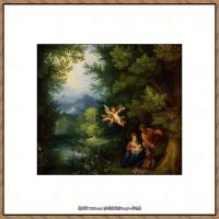 彼得勃鲁盖尔Bruegel Pieter荷兰画家油画作品高清图片 (74)