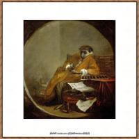 法国著名静物画家夏尔丹Jean Baptiste Siméon静物画巨匠夏尔丹油画作品高清图片 (31)