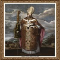 西班牙著名宗教画肖像画画家埃尔格列柯El Greco绘画作品高清图片 (78)