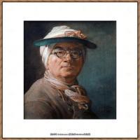 法国著名静物画家夏尔丹Jean Baptiste Siméon静物画巨匠夏尔丹油画作品高清图片 (73)