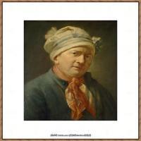 法国著名静物画家夏尔丹Jean Baptiste Siméon静物画巨匠夏尔丹油画作品高清图片 (56)