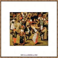 彼得勃鲁盖尔Bruegel Pieter荷兰画家油画作品高清图片 (69)
