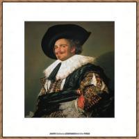 荷兰17世纪著名肖像画家德克哈尔斯Dirck Hals油画人物作品高清图片 (32)