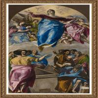 西班牙著名宗教画肖像画画家埃尔格列柯El Greco绘画作品高清图片 (116)