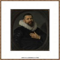 荷兰17世纪著名肖像画家德克哈尔斯Dirck Hals油画人物作品高清图片 (15)