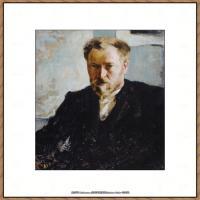 俄裔美籍画家尼古拉费申Nicolai Ivanovich Fechin油画作品高清图片 (56)