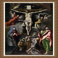 西班牙著名宗教画肖像画画家埃尔格列柯El Greco绘画作品高清图片 (81)