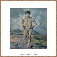 法国著名画家保罗塞尚Paul Cézanne印象派油画作品高清图片塞尚静物画塞尚风景画图片 (148)