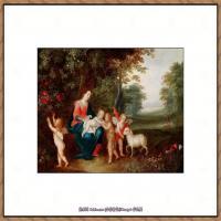 彼得勃鲁盖尔Bruegel Pieter荷兰画家油画作品高清图片 (77)