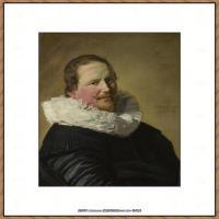 荷兰17世纪著名肖像画家德克哈尔斯Dirck Hals油画人物作品高清图片 (31)