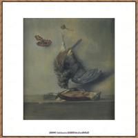 法国著名静物画家夏尔丹Jean Baptiste Siméon静物画巨匠夏尔丹油画作品高清图片 (41)