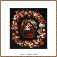 彼得勃鲁盖尔Bruegel Pieter荷兰画家油画作品高清图片 (44)