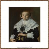 荷兰17世纪著名肖像画家德克哈尔斯Dirck Hals油画人物作品高清图片 (27)