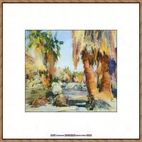 俄裔美籍画家尼古拉费申Nicolai Ivanovich Fechin油画作品高清图片 (23)