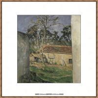 法国著名画家保罗塞尚Paul Cézanne印象派油画作品高清图片塞尚静物画塞尚风景画图片 (129)