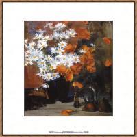 俄裔美籍画家尼古拉费申Nicolai Ivanovich Fechin油画作品高清图片 (57)