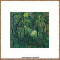 法国著名画家保罗塞尚Paul Cézanne印象派油画作品高清图片塞尚静物画塞尚风景画图片 (111)