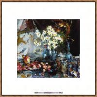 俄裔美籍画家尼古拉费申Nicolai Ivanovich Fechin油画作品高清图片 (32)