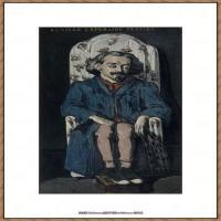 法国著名画家保罗塞尚Paul Cézanne印象派油画作品高清图片塞尚静物画塞尚风景画图片 (123)