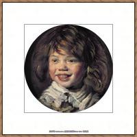 荷兰17世纪著名肖像画家德克哈尔斯Dirck Hals油画人物作品高清图片 (36)