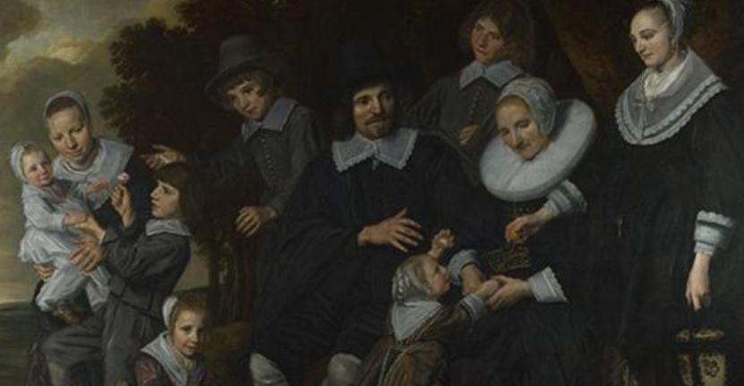 德克.哈尔斯Dirck Hals-油画展(二)