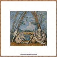 法国著名画家保罗塞尚Paul Cézanne印象派油画作品高清图片塞尚静物画塞尚风景画图片 (156)