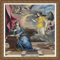 西班牙著名宗教画肖像画画家埃尔格列柯El Greco绘画作品高清图片 (114)