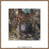 俄裔美籍画家尼古拉费申Nicolai Ivanovich Fechin油画作品高清图片 (44)