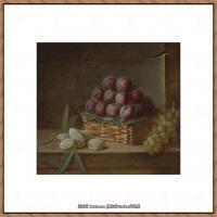 法国著名静物画家夏尔丹Jean Baptiste Siméon静物画巨匠夏尔丹油画作品高清图片 (20)
