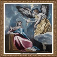 西班牙著名宗教画肖像画画家埃尔格列柯El Greco绘画作品高清图片 (119)