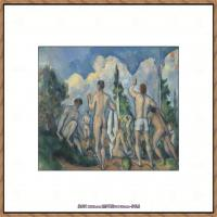 法国著名画家保罗塞尚Paul Cézanne印象派油画作品高清图片塞尚静物画塞尚风景画图片 (151)