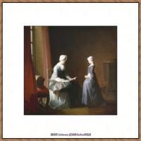 法国著名静物画家夏尔丹Jean Baptiste Siméon静物画巨匠夏尔丹油画作品高清图片 (2)